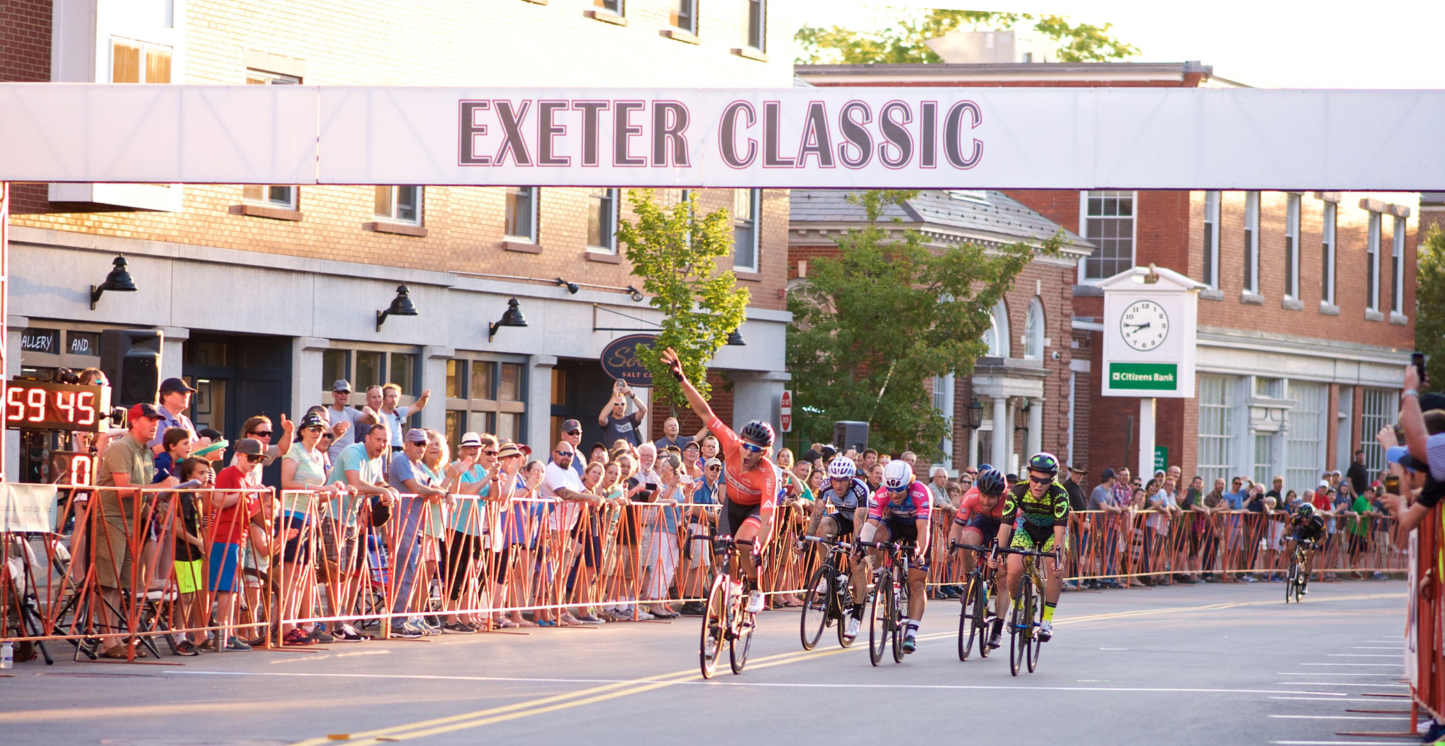 Curtis White and Regina Legge win in downtown!
